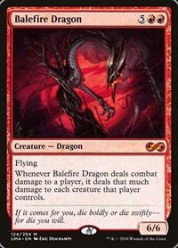 Balefire Dragon, Magic, Ultimate Masters