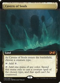Cavern of Souls, Magic: The Gathering, Ultimate Masters: Box Toppers