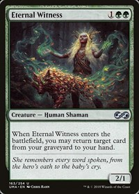 Eternal Witness, Magic: The Gathering, Ultimate Masters