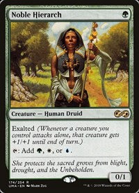 Noble Hierarch, Magic: The Gathering, Ultimate Masters