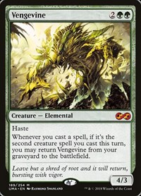 Vengevine, Magic: The Gathering, Ultimate Masters