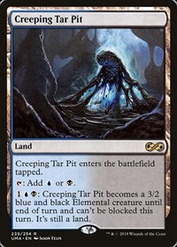 Creeping Tar Pit, Magic, Ultimate Masters