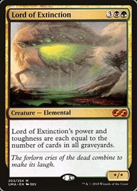 Lord of Extinction, Magic: The Gathering, Ultimate Masters