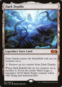 Dark Depths, Magic: The Gathering, Ultimate Masters
