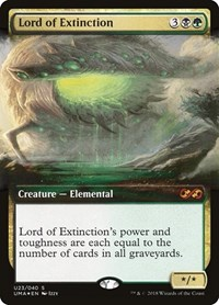Lord of Extinction, Magic, Ultimate Masters: Box Toppers