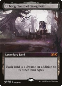 Urborg, Tomb of Yawgmoth, Magic, Ultimate Masters: Box Toppers
