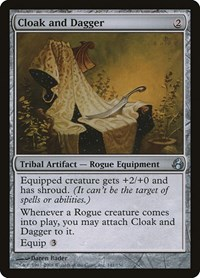 Cloak and Dagger (Foil)