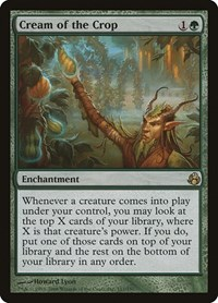 Cream of the Crop, Magic: The Gathering, Morningtide