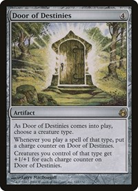 Door of Destinies (Foil)