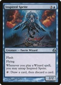 Inspired Sprite, Magic: The Gathering, Morningtide