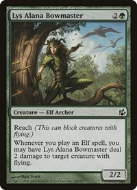 Lys Alana Bowmaster, Magic: The Gathering, Morningtide