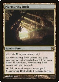 Murmuring Bosk, Magic: The Gathering, Morningtide