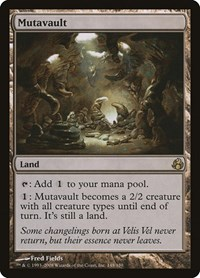 Mutavault, Magic: The Gathering, Morningtide