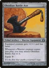 Obsidian Battle-Axe, Magic, Morningtide