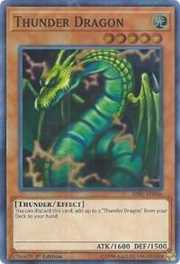 Thunder Dragon, YuGiOh, Hidden Summoners