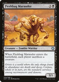 Fleshbag Marauder, Magic: The Gathering, Magic Game Night