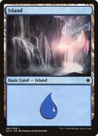 Island (61), Magic: The Gathering, Magic Game Night