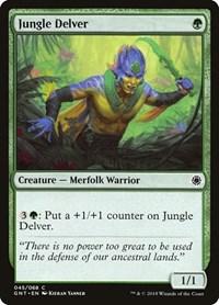 Jungle Delver, Magic: The Gathering, Magic Game Night