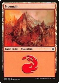Mountain (66), Magic: The Gathering, Magic Game Night