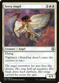 Serra Angel, Magic: The Gathering, Magic Game Night