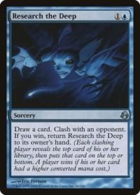 Research the Deep, Magic, Morningtide