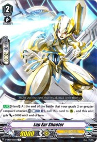 Lop Ear Shooter, Cardfight Vanguard, V-EB03: ULTRARARE MIRACLE COLLECTION
