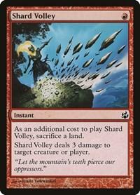 Shard Volley, Magic: The Gathering, Morningtide