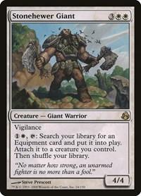 Stonehewer Giant, Magic: The Gathering, Morningtide