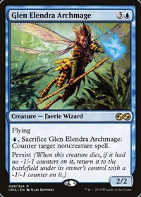Glen Elendra Archmage, Magic: The Gathering, Ultimate Masters