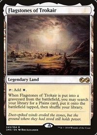 Flagstones of Trokair, Magic, Ultimate Masters
