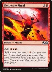Desperate Ritual, Magic, Ultimate Masters