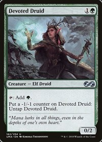 Devoted Druid, Magic: The Gathering, Ultimate Masters