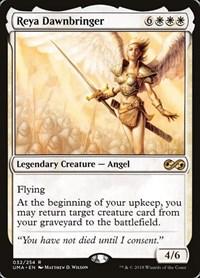 Reya Dawnbringer, Magic: The Gathering, Ultimate Masters