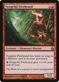 Vengeful Firebrand, Magic: The Gathering, Morningtide