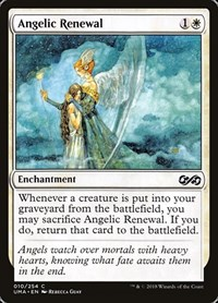 Angelic Renewal, Magic: The Gathering, Ultimate Masters