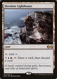 Desolate Lighthouse