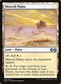 Mistveil Plains, Magic, Ultimate Masters