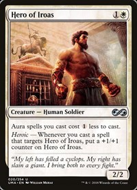 Hero of Iroas, Magic: The Gathering, Ultimate Masters