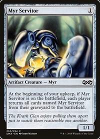 Myr Servitor, Magic, Ultimate Masters