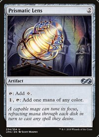 Prismatic Lens, Magic: The Gathering, Ultimate Masters