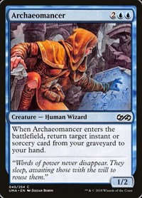 Archaeomancer, Magic: The Gathering, Ultimate Masters