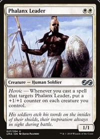 Phalanx Leader, Magic, Ultimate Masters