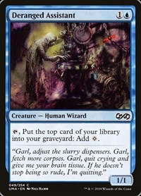 Deranged Assistant, Magic: The Gathering, Ultimate Masters
