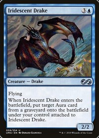 Iridescent Drake, Magic: The Gathering, Ultimate Masters