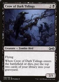 Crow of Dark Tidings, Magic, Ultimate Masters