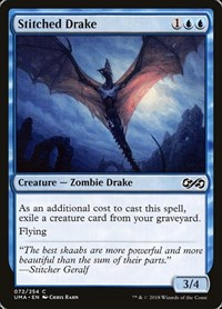 Stitched Drake, Magic: The Gathering, Ultimate Masters