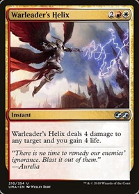 Warleader's Helix, Magic, Ultimate Masters