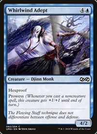 Whirlwind Adept, Magic: The Gathering, Ultimate Masters