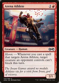 Arena Athlete, Magic: The Gathering, Ultimate Masters