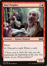 Mad Prophet, Magic: The Gathering, Ultimate Masters